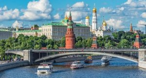 Moscow - The place to be!
